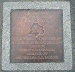 holsworthy plaque