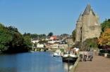 Canal de Nantes a Brest, Josselin, dep56, Velodyssee, CRT Bretagne