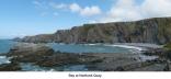 7) Bay at Hartland Quay